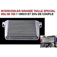 INTERCOOLER SPECIALE 4 X 4 MODELLO GRANDE COMPETITION ADATTABILE PER TUTTI I MOTORI TURBO RISPARMIO 100CH! RAID PREPARATION 4 X 4