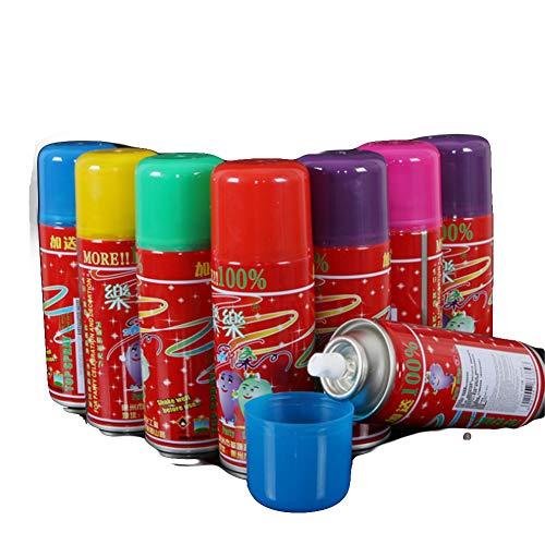 Katran Schneedosen für Hochzeit, Festliche Party, Gegner, Spray, Farbspray, Schneedosen (Schnee-spray-farbe)