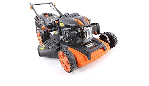 Hinterrad aus Fuxtec FX-RM2060 Rasenmäher 7PS