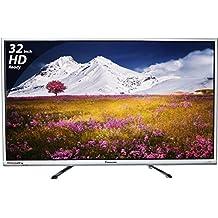 Panasonic 80 cm (32 inches) Viera Shinobi, Super Bright TH-32E460D HD Ready LED TV (Silver)