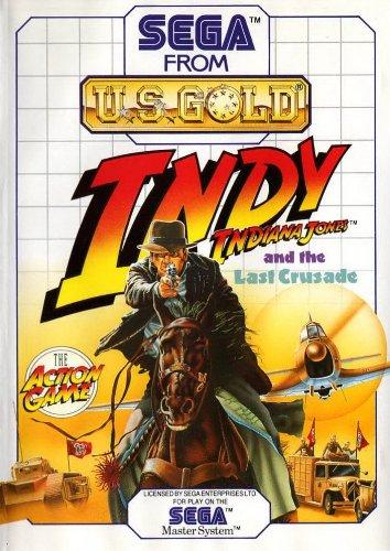 Indiana Jones and the Last Crusade (SEGA Master System)