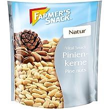 Farmer's Snack Pinienkerne, 2er Pack (2x 75 g Beutel)