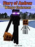 Book for kids: Diary Of Andrew the Wimpy Enderman