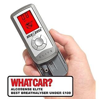 AlcoSense Elite Breathalyzer & alcohol tester -