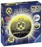 Ravensburger Erwachsenenpuzzle 11803 Ravensburger 11803-Borussia Dortmund, Puzzleball Nachtlicht