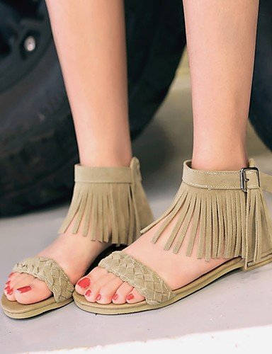 LFNLYX Scarpe Donna-Solette interne e accessori / Sandali / Scarpe col tacco / Sneakers alla moda / Ciabatte-Matrimonio / Ufficio e lavoro / beige