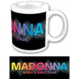Madonna: Sticky and Sweet (Mug) (Haushaltswaren)