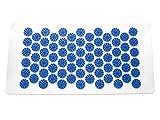 HISTAMAT Nadelreizmatte | Das Original | ca. 44 x 22 cm | Nadelreizmatte | Akupressurmatte (blau)