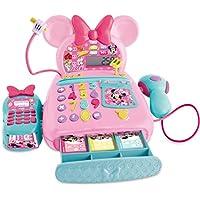 Minnie Mouse (IMC Toys 181700- Caja registradora electrónica, Modelos surtidos por colores, 1 unidad