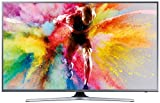 Samsung UE50JU6850 50' 4K Ultra HD 3D compatibility Smart TV Wi-Fi Silver - LED TVs (4K Ultra HD, A, 16:9, Silver, Nano Full LED, 802.11ac)