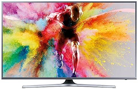 Samsung JU6850 138 cm (55 Zoll) Fernseher (Ultra HD, Triple Tuner, Smart TV) (Hd 6870)