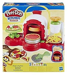 Play-Doh- Horno de pizzas (Hasbro
