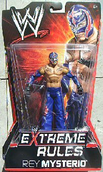 WWE Extreme Rules - Rey Mysterio Figure