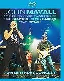 The 70th Birthday Concert (Bluray) [Blu-ray]