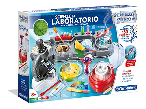 Clementoni Scienza e Gioco 13998 - Scienze in Laboratorio