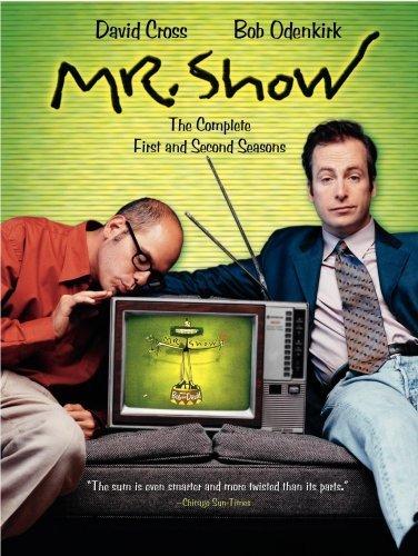 Mr. Show: Seasons 1&2 by David Cross