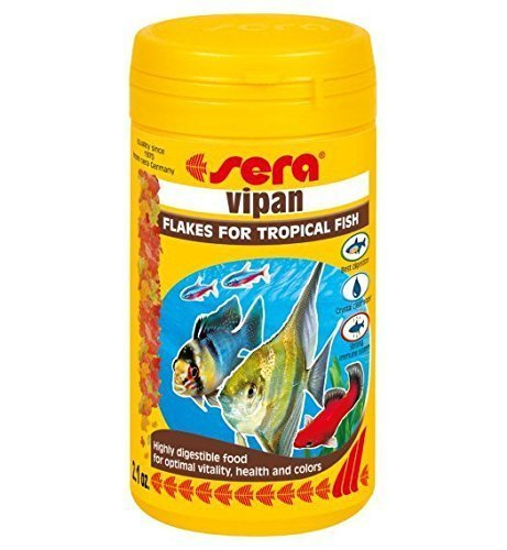 Sera Vipan Fish Food Size: 250 ml by GmbH