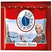 Caffè Borbone Cialde Miscela Rossa - Confezione da 100 Pezzi