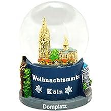 30019 Schneekugelhaus Snowglobe Bola de Nieve como Souvenir de la Ciudad  Colonia 5e039351ecd01
