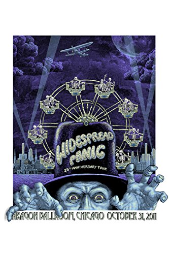 Widespread Panic: 25th Anniversary Tour - Aragon Ballroom, Chicago (October 31, 2011) [OV]