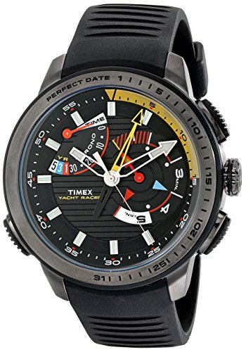 Timex TW2P44500DH Intelligent Quartz Yacht Racer Analog Watch For Unisex