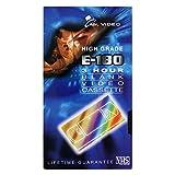 Mr. Video E-180 VHS Leerkassette - 3 Stunden - 180 Minuten - VHS Cassette
