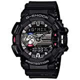 Casio G-Shock GBA-400-1ADR (G556) Analog Digital Black Dial Men's Watch (GBA-400-1ADR (G556))