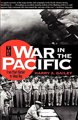 The War In The Pacific: From Pearl Harbor to Tokyo Bay