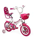 #3: Hello Kitty Cycle, White/Pink (12-inch)