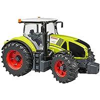 BRUDER - 03012 - Tracteur CLAAS Axion 950 - Vert