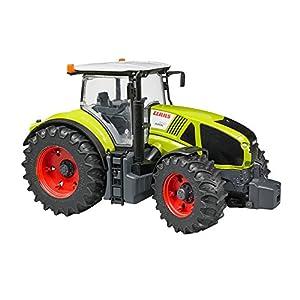 BRUDER Claas Axion 950 Previamente montado Modelo a escala de tractor 1:16 - Modelos de vehículos de tierra (Previamente montado, Modelo a escala de tractor, 1:16, Claas Axion 950, De plástico, 345 mm)