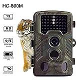 Caméra Trail, HC-800M Chasse Caméra MMS SMS Sans Fil HC800M scoutguard sauvage caméra pour chasse en plein air de la faune numérique pièges caméra IP56 Étanche
