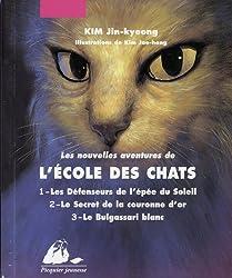 Les Nouvelles aventures de l'école des chats : Intégrale