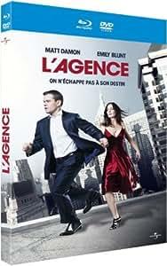 L'Agence [Combo Blu-ray + DVD + Copie digitale]