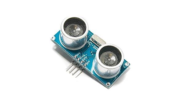 Ultraschall entfernungsmesser abstand sensor hc sr u einfach