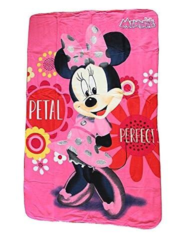 Minnie Mouse Personnages Disney couverture de plage à enfants - sac pour l'école, Voyage, sport.