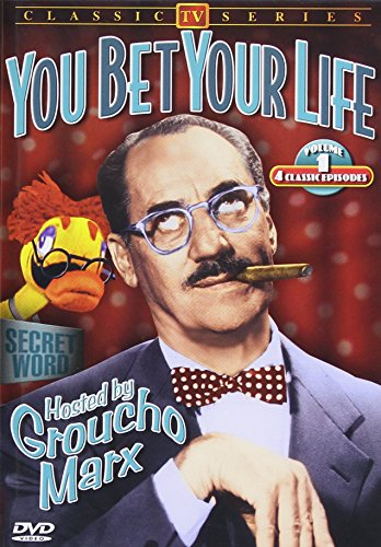 You Bet Your Life - Volume 1 & 2 (2 DVDs) [RC 1]