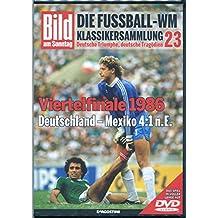 Die Fussball-WM ~ Klassikersammlung 23 ~ Deutsche Triumphe, deutsche Tragödien ~ Viertelfinale 1986 ~ Deutschland - Mexiko 4:1 n.E. ~ Das Spiel in voller Länge