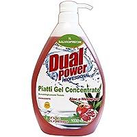 DUAL POWER Plats Concentré 1Lt. Aloe-Pomegranate House Cleaners