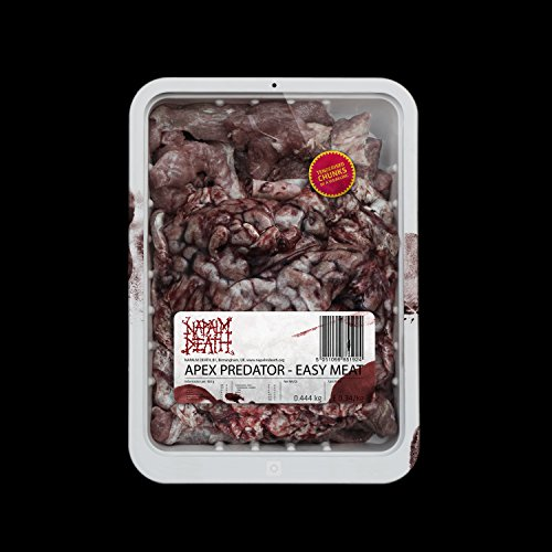 Napalm Death: Apex Predator - Easy Meat (Audio CD)