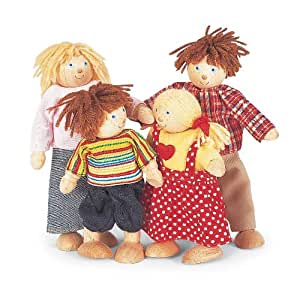 Pintoy Doll Family
