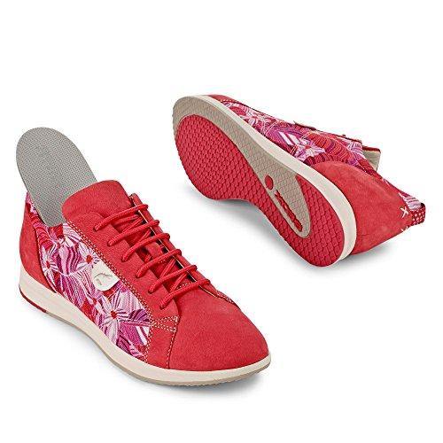 Sport scarpe per le donne, colore Rosa , marca GEOX, modello Sport Scarpe Per Le Donne GEOX D AVERY Rosa Pink