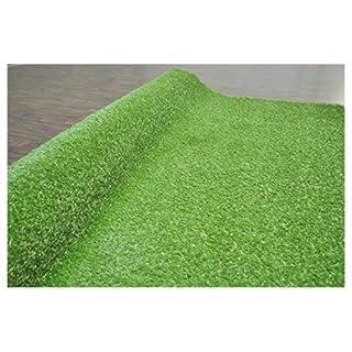 Kunstrasen von AMOD, Florhöhe 28mm, Breite 2m, der hochwertige und echt-aussehende Rasenteppich.