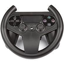 Link-e ® - Volantes para mandos de juegos PS4 -Ideal para juegos de carreras (Need for Speed, Project cars, The crew, WRC...)