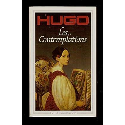 Les Contemplations - introduction, notes, bibliographie et chronologie par Pierre Laforgue - Victor Hugo