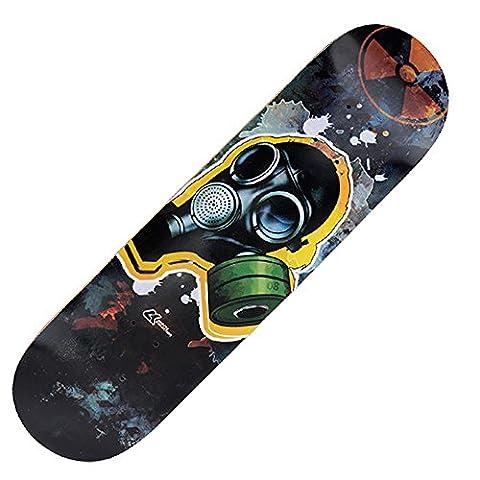 GranVela MS103 31-Inch Street Series Complete Skateboard Suitable for Beginners