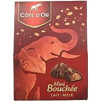 Côte d'Or Mini Bouchées Lait 188 g - Lot de 2