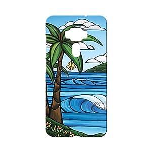 G-STAR Designer Printed Back case cover for Asus Zenfone 3 - G4485