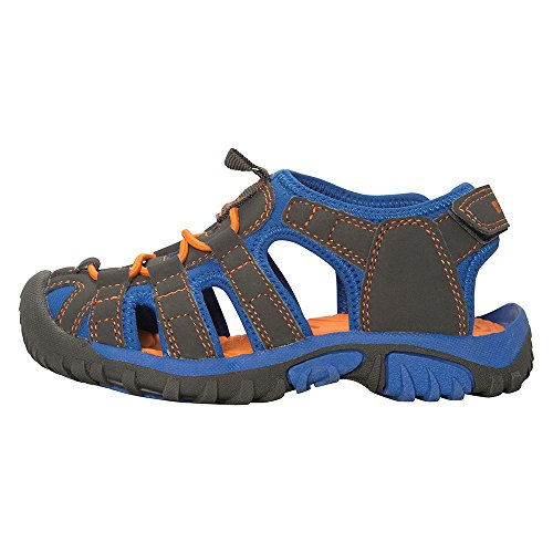 Mountain Warehouse Bay Junior Shandals Blue 11 Child UK