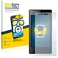 2x BROTECT Crystal-Clear Protezione Dello Schermo per Siswoo A4+ Chocolate